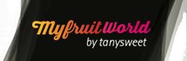 My-Fruit-World-Tanysweet-Tany-Nature-logo-logotipo-fruta-Extremadura-Badajoz-ciruelas-nectarinas-melocotones-pavias-albaricoques-paraguayos-platerinas-caquis-esparragos