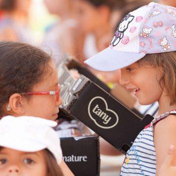 Tany Nature Colegios La alimentacion saludable productores fruta Extremadura TanyNature Visitas infantiles